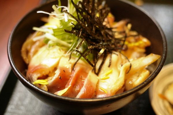 ホッキ丼2